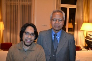 Matheos Dr Andreas Yewangoe