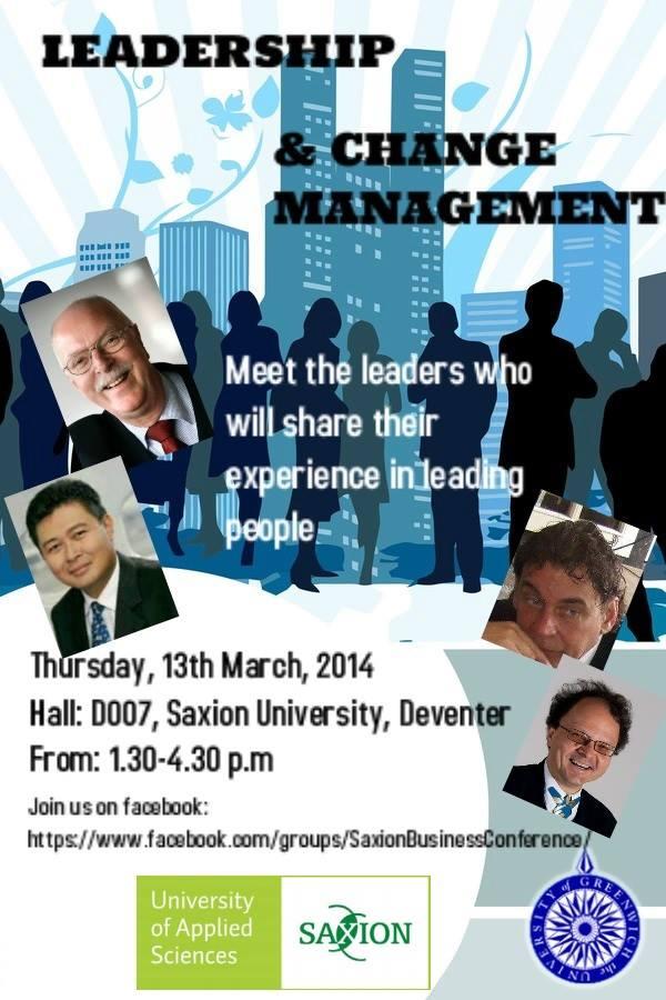 Leadership and Change Management Seminar