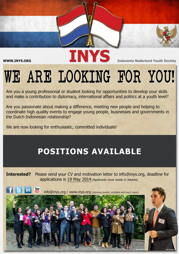 INYS Poster Indonesia