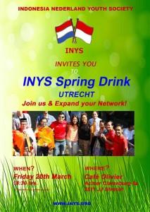 INYS Spring Drink 2015
