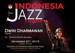 Indonesia Jazz Night