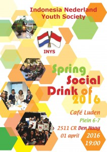 INYS Social Sprink Drink 2016