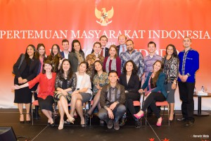 INYS Board & Advisors at the meeting with President Joko Widodo. Photo by Herwin Wels