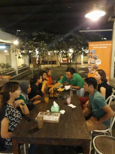10-12-2016 - 6th INYS Social Drink in Jakarta