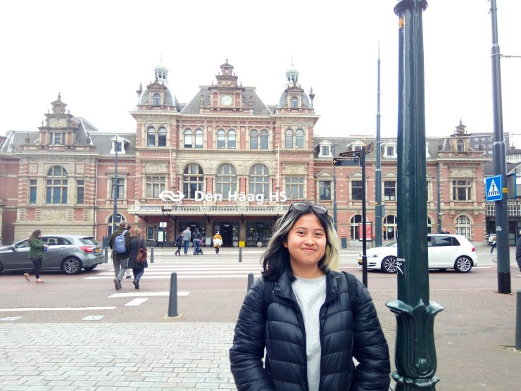 INYS Language School: Meet Fitry!