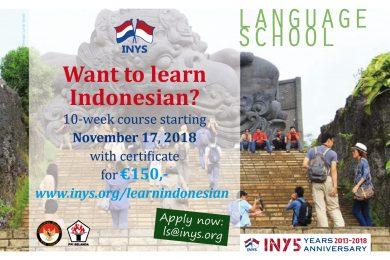 Indonesisch leren